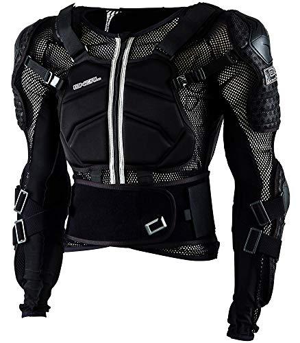 O'NEAL Underdog Protector Jacket Youth Kinder Protektorenjacke schwarz Oneal