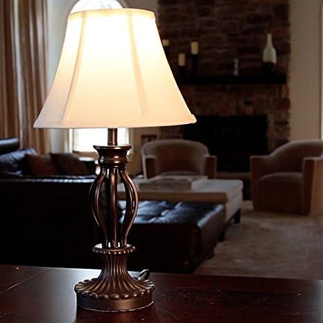 Amazon.com: Tradicional lámpara de hierro con ...