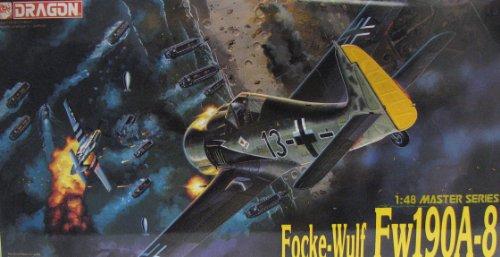 Dragon Models 1/48 Focke-Wulf Fw190A-8