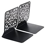 EasyPAG Desktop Bookends 6.5 Inch Book Stand, Black Deal (Small Image)