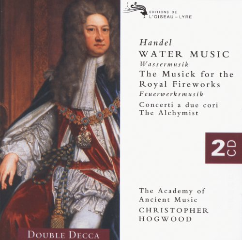 Handel: Water Music/Music for ...