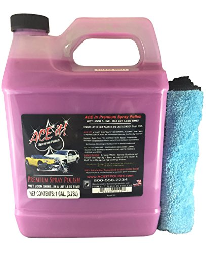 ACE-IT AUTOMOTIVE POLISH - 1 Gallon