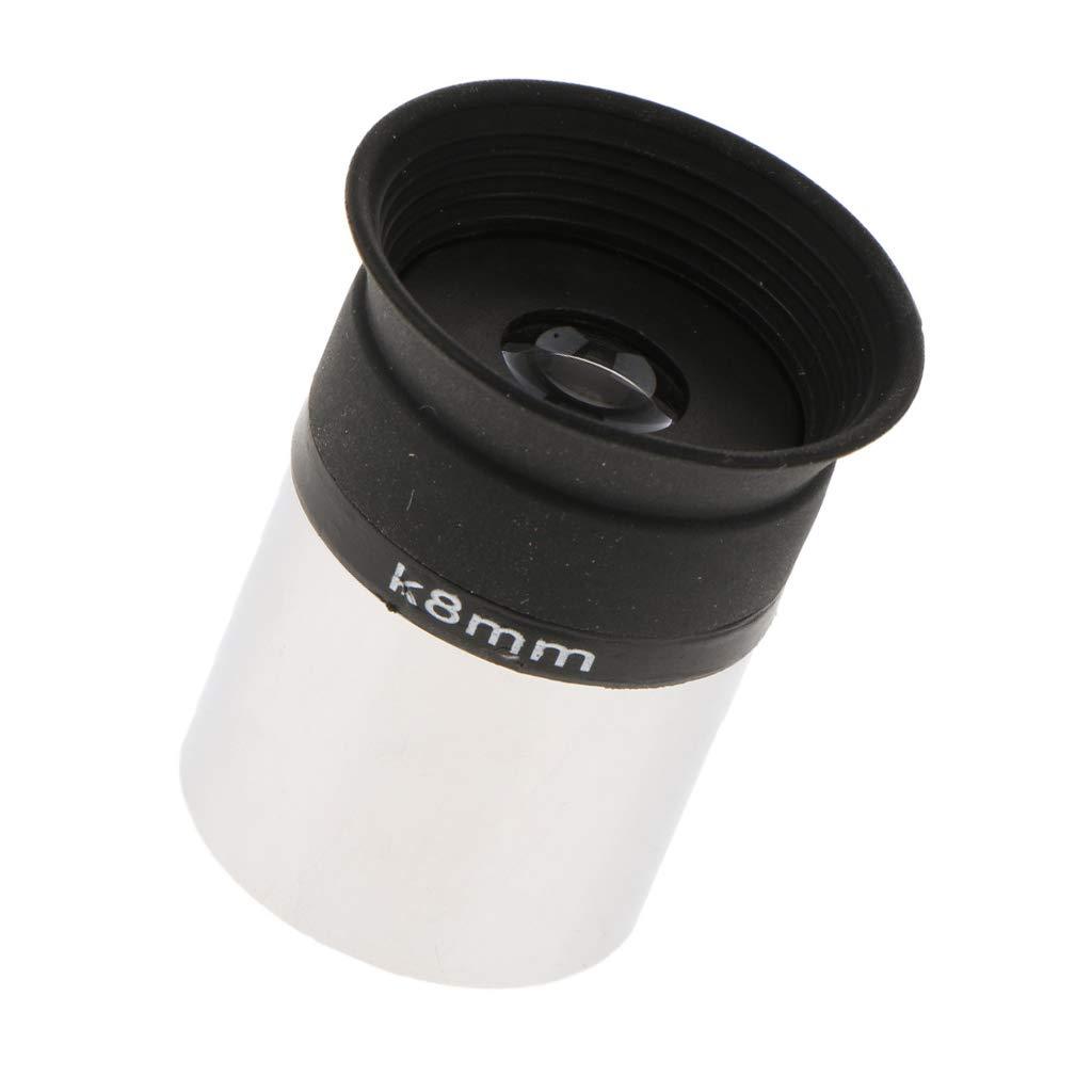 Baosity 1.25インチ ケルナー 8mm 焦点距離接眼レンズ 完全マルチコーティングレンズ 1.25インチ 31.7mm 天文望遠鏡用   B07HK8T3F5