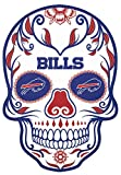 Applied Icon, NFL Buffalo Bills Large Skull Primary Decal