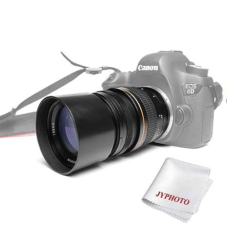 Kelda F2.8 - Lente Fija de Enfoque Manual para cámara réflex ...