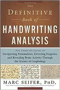 Analyze This What Handwriting Reveals
