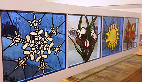 Stained Glass Panels -