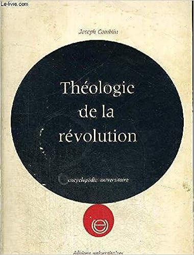 Téléchargement Théologie de la révolution : Théorie epub pdf
