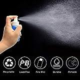 Mini Spray Bottle, GLUBEE Refillable Spray