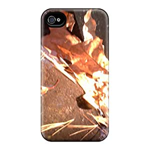 Durable Shine Back Case/cover For Iphone 4/4s