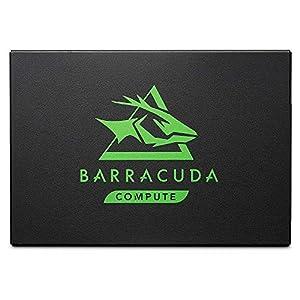 Seagate SSD 500GB BarraCuda 120 PS4動作確認済 5年保証 2.5
