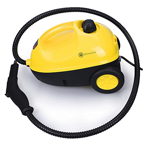 Homegear X100 Portable Professional Multi-Purpose Steam Cleaner Review