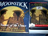 img - for Moonstick:The Seasons of the Sioux (Audiobook + Hardcover) book / textbook / text book