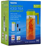 Takeya Flash Chill Iced Tea Starter Kit
