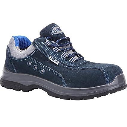 Paredes sp5022 AZ48 Osmio III – Zapatos de seguridad S1P talla 48 AZUL