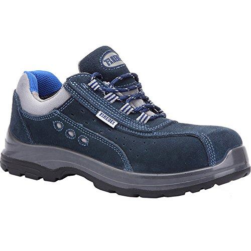 Paredes SP5022 AZ45 Osmio IIi Chaussures de sécurité S1P Taille 45 Bleu