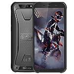 Téléphone Incassable, Blackview® BV5500 Plus Android 10 Smartphone Débloqué 4G avec Écran 5.5 Pouces, 3Go+32Go (SD 128Go… 6