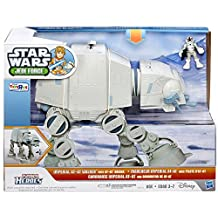 Playskool Heroes Star Wars Jedi Force - Imperial AT-AT Walker with Driver Action Figure