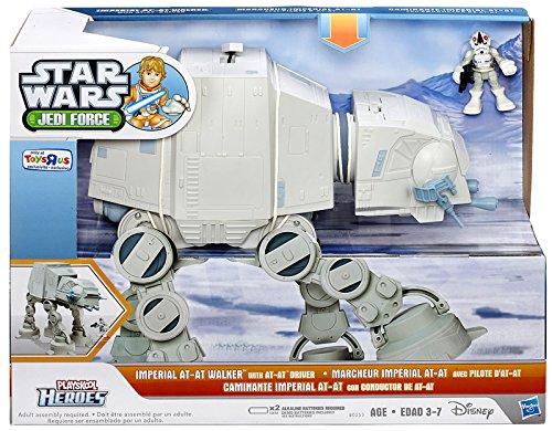 [Star Wars Jedi Force Imperial AT-AT Walker [with AT-AT Driver]] (Star Wars At At Walker)