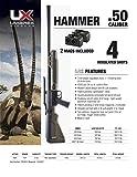 Umarex Hammer .50 Caliber PCP Powered Pellet Gun