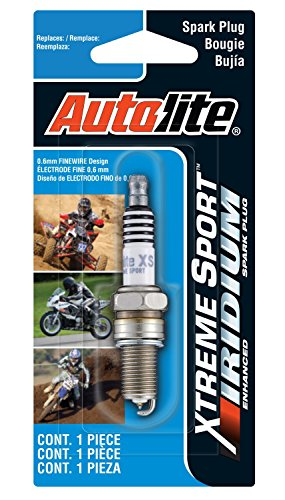 Autolite XS4164DP Xtreme Sport Iridium Powersports Spark Plug (Xtreme Plug Spark)