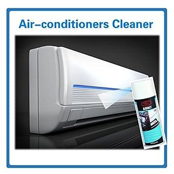 Limpiador desinfectante en spray para aire acondicionado, split y coche, 400 ml: Amazon.es: Hogar
