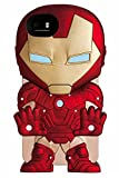 iphone 5 case iron man - Iron Man iPhone 5 and 5S Cell Phone Case