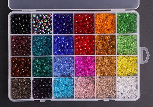Decorative Glass Beads - 9