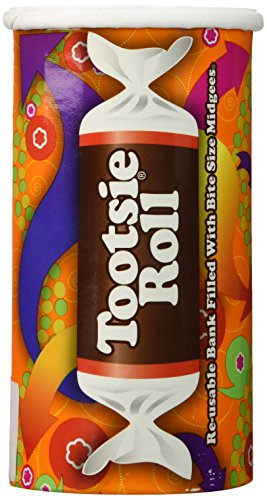 4 Oz. Easter Tootsie Roll Fun Bank