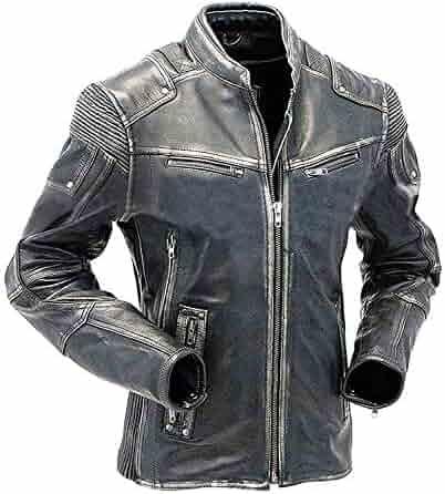 Stormwise Mens Fashion Cross Legacy Jacket