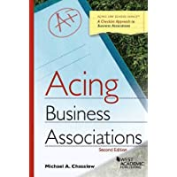 Business Associations (Acing Series)