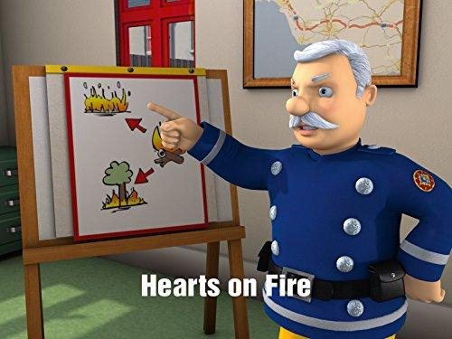 Hearts On Fire (Toms Kids Orange)