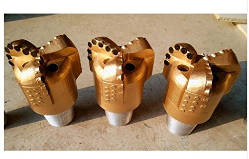 GOWE 122mm Steel body PDC bit for water well drilling
