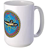 CafePress - USS TUNNY - Coffee Mug, Large 15 oz. White Coffee Cup