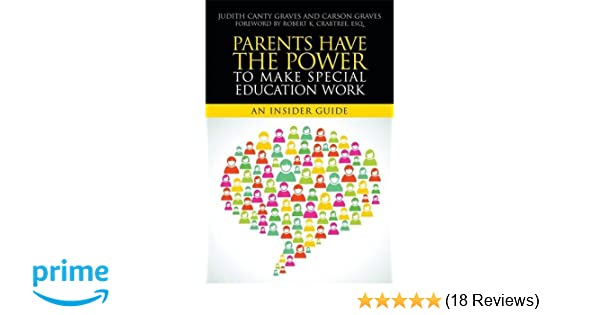 From Parents Have Power To Make Special >> Parents Have The Power To Make Special Education Work An Insider
