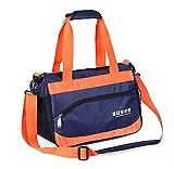 Functional Wet/Dry Separation Bag Swimming Equipment Bags ORANGE