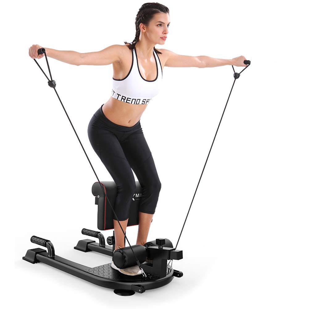 HECHEN Squatter Größe 86 × 52 × 55 cm-Home Weibliche Fitness Squat Assister-Warp Bauch Artefakt Hüftstütze Bein Trainingsgeräte