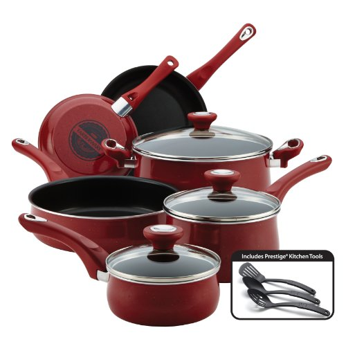 emeril cookware red - 4