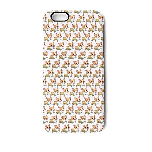 Maloery Rorry Funny Corgi Dog Pet Drop Protection Phone Case Shock Absorption TPU Cover Case For IPhone 6/6s/6 Plus/6s Plus/7/7 Plus/8/8 - Pets Corgi Mug