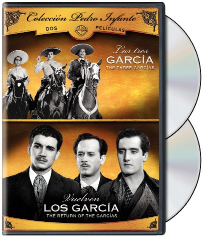 Coleccion Pedro Infante: Los Tres Garcia / Vuelven los Garcia by Warner Manufacturing