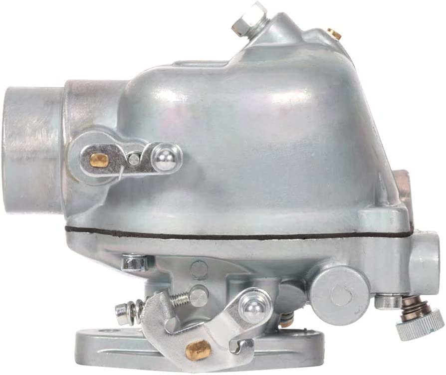 OCPTY TSX241B Marvel Steel Carburetor Assembly Fit For Ford Tractor 2N 8N 9N Carb /& Gasket