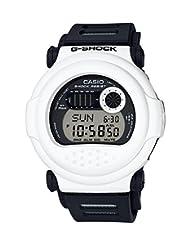 G-Shock G-001BW-7 Black and White Series Luxury Watch - Black/White / One Size