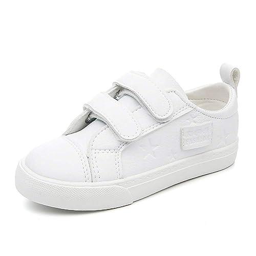 Scarpe Sportive per Bambini con Doppio Velcro Scarpe da