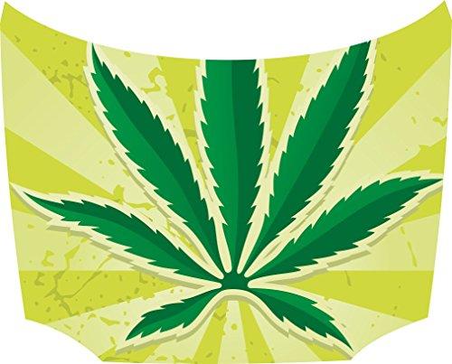 Bonnet Sticker Cannabis: