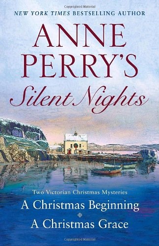 christmas mysteries 2 a christmas grace and a christmas odyssey perry anne
