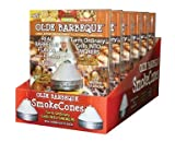 OLDE BARBEQUE LONG LASTING SMOKE CONES - REAL BARBEQUE FLAVOR - VARIETY PACK