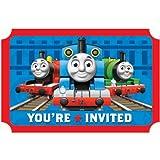Thomas the Tank Invitations Party Accessory, Health Care Stuffs