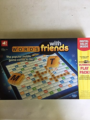 Words With Friends by Hasbro by Hasbro