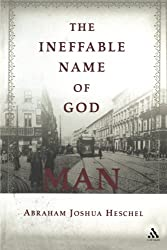 The Ineffable Name of God: Man: Poems in Yiddish and English (English and Yiddish Edition)