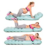 JLLLO - The Inflatable Full Body Maternity Pillow with a Hole for Baby Bumps to Lie on your Tummy During Pregnancy